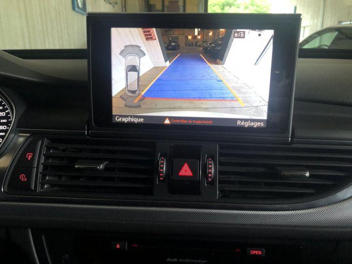 Audi A6 Avant 3.0 BITDI 320 AMBITION LUXE QUATTRO Blanc - 12