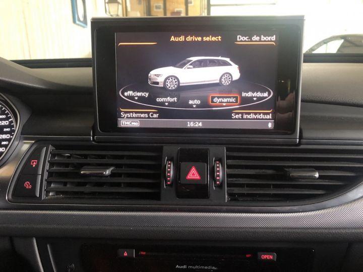 Audi A6 Avant 3.0 BITDI 320 AMBITION LUXE QUATTRO Blanc - 13
