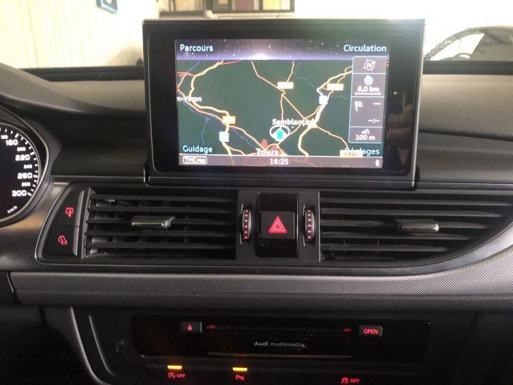 Audi A6 Avant 3.0 BITDI 320 AMBITION LUXE QUATTRO Blanc - 14