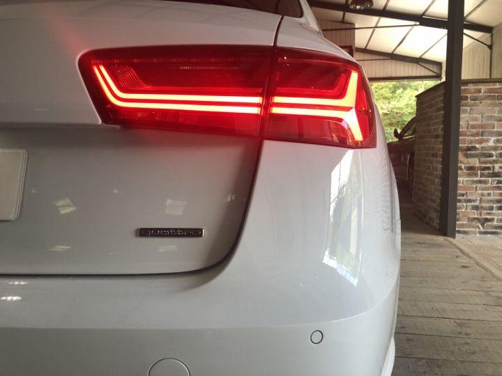 Audi A6 Avant 3.0 BITDI 320 AMBITION LUXE QUATTRO Blanc - 20