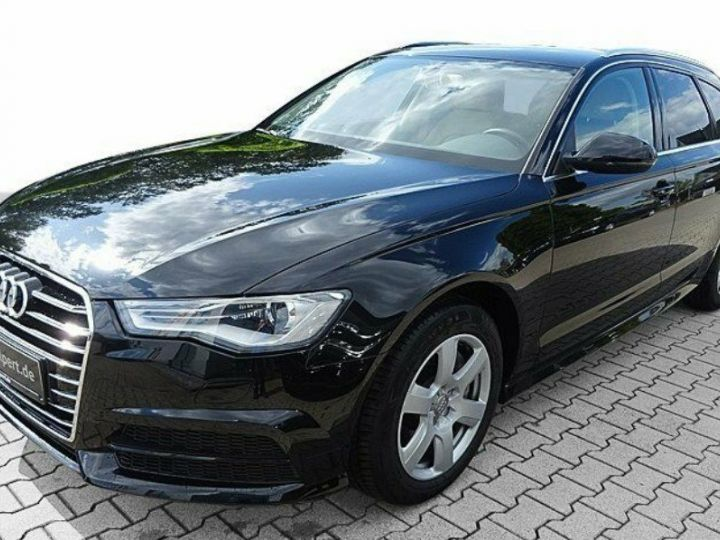 Audi A6 Avant 3.0 TDI 218 Ambition Luxe/07/2018 noir métal - 3