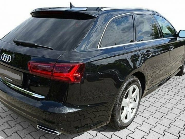 Audi A6 Avant 3.0 TDI 218 Ambition Luxe/07/2018 noir métal - 4