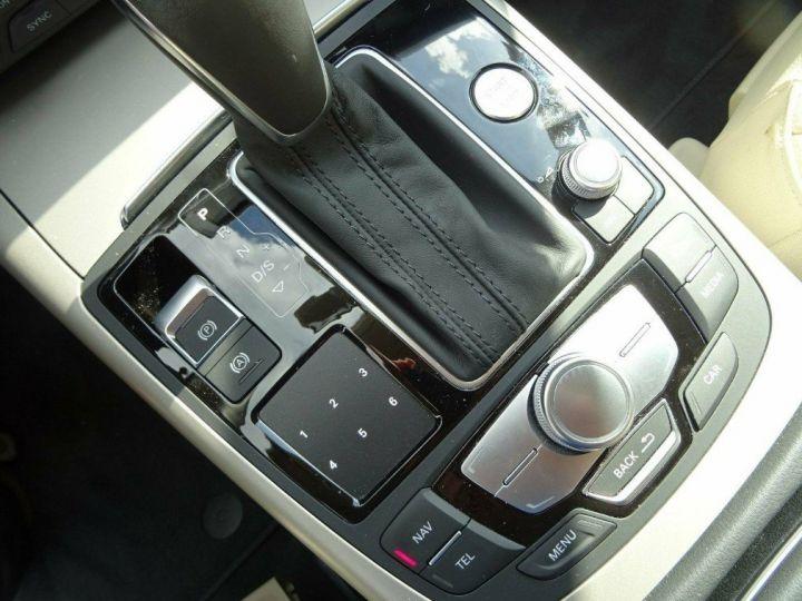 Audi A6 Avant 3.0 TDI 218 Ambition Luxe/07/2018 noir métal - 9