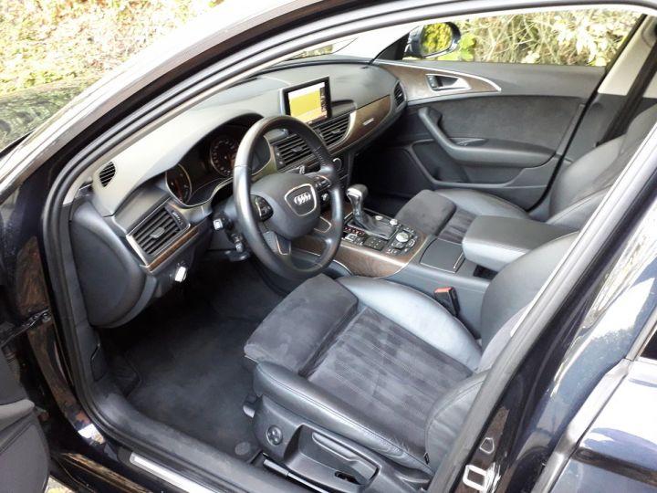 Audi A6 Avant 3.0 TDI 245 cv  QUATTRO S-Tronic 7 - Toit Pano - Cam - ACC BLEUE NUIT - 10