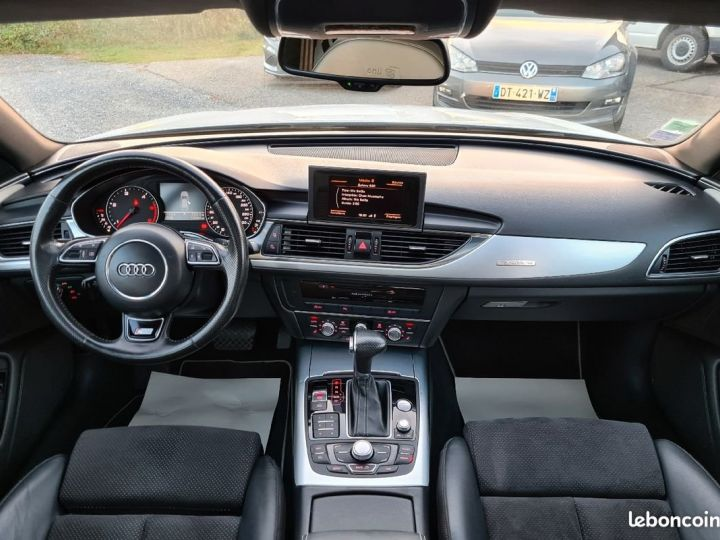 Audi A6 Avant 3.0 tdi 245 s-line quattro s-tronic 02/2013 1°MAIN TOIT PANORAMIQUE CUIR ALCANTARA  - 5