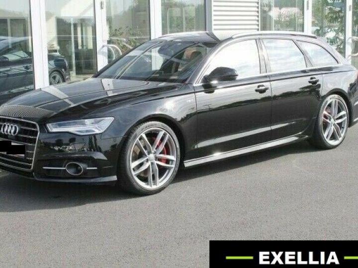 Audi A6 Avant 3.0 TDI TIPTRONIC S LINE COMPETITION 326 NOIR MYTHOS  Occasion - 1