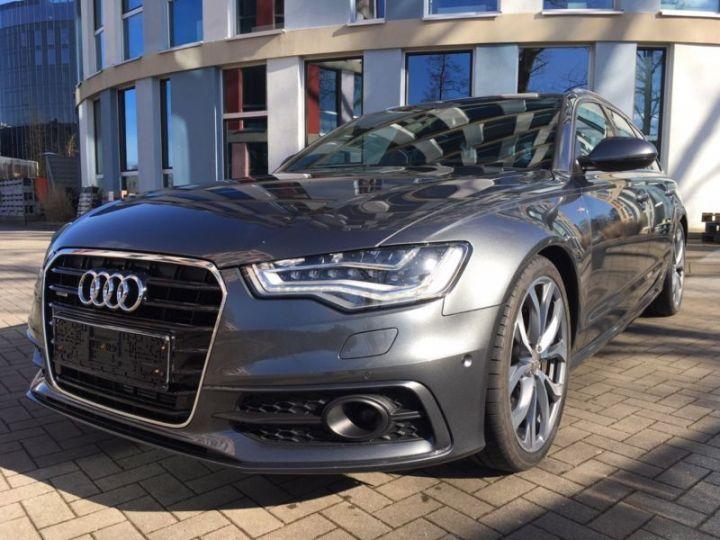 Audi A6 Avant 3.0 V6 BITDI 313CH S LINE QUATTRO TIPTRONIC GRIS Occasion - 1