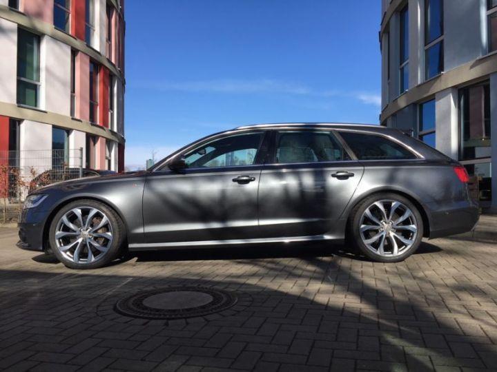 Audi A6 Avant 3.0 V6 BITDI 313CH S LINE QUATTRO TIPTRONIC GRIS Occasion - 2