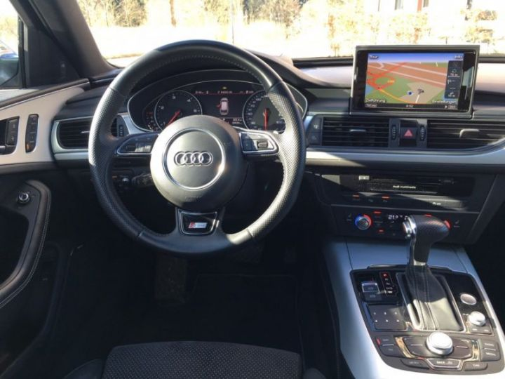 Audi A6 Avant 3.0 V6 BITDI 313CH S LINE QUATTRO TIPTRONIC GRIS Occasion - 4