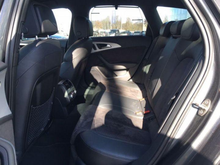 Audi A6 Avant 3.0 V6 BITDI 313CH S LINE QUATTRO TIPTRONIC GRIS Occasion - 6