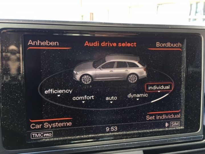 Audi A6 Avant 3.0 V6 BITDI 313CH S LINE QUATTRO TIPTRONIC GRIS Occasion - 8