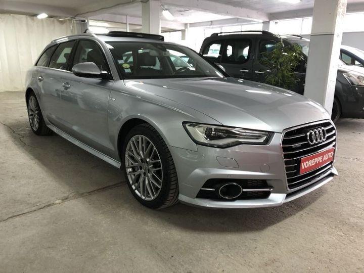 Audi A6 Avant 3.0 V6 BITDI 320CH AVUS QUATTRO TIPTRONIC Gris - 3