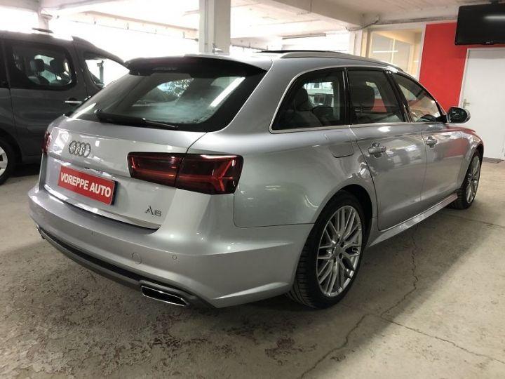 Audi A6 Avant 3.0 V6 BITDI 320CH AVUS QUATTRO TIPTRONIC Gris - 4
