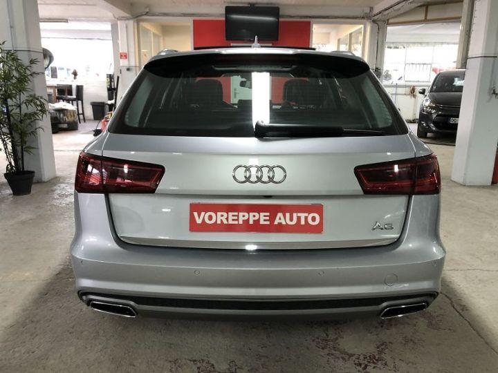 Audi A6 Avant 3.0 V6 BITDI 320CH AVUS QUATTRO TIPTRONIC Gris - 5