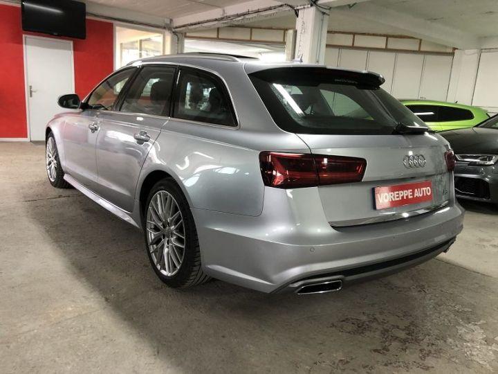 Audi A6 Avant 3.0 V6 BITDI 320CH AVUS QUATTRO TIPTRONIC Gris - 6