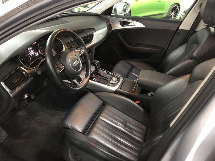 Audi A6 Avant 3.0 V6 BITDI 320CH AVUS QUATTRO TIPTRONIC Gris - 9