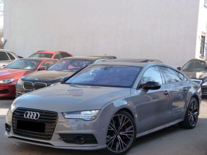 Audi A6 Avant 3.0 V6 BITDI 320CH S LINE QUATTRO TIPTRONIC GRIS Occasion - 1