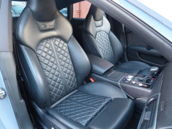 Audi A6 Avant 3.0 V6 BITDI 320CH S LINE QUATTRO TIPTRONIC GRIS Occasion - 4