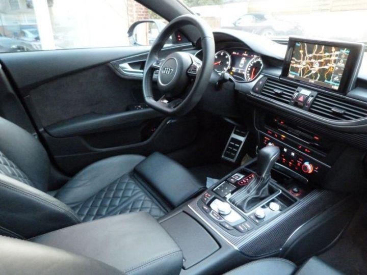 Audi A6 Avant 3.0 V6 BITDI 320CH S LINE QUATTRO TIPTRONIC GRIS Occasion - 5