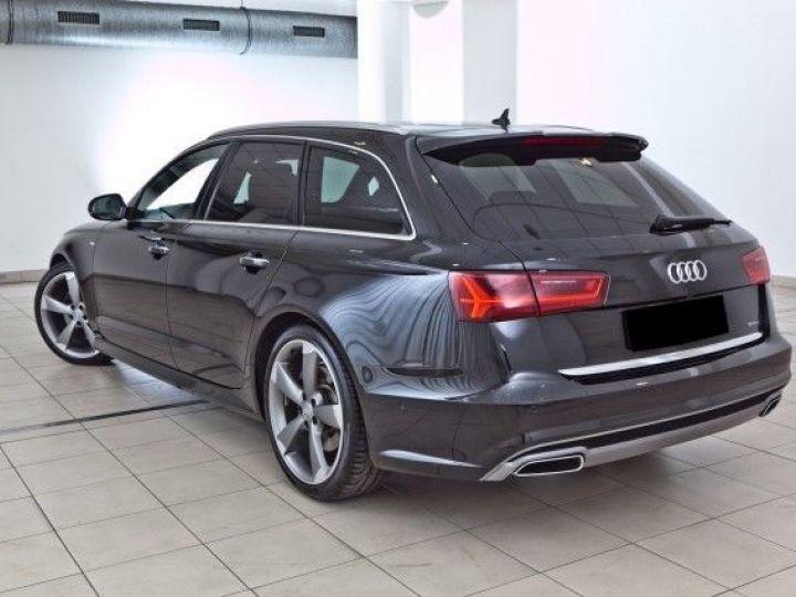 Audi A6 Avant 3.0 V6 BITDI 320CH S LINE QUATTRO TIPTRONIC NOIR Occasion - 2