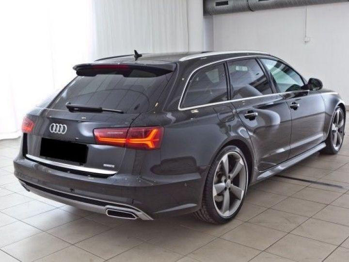 Audi A6 Avant 3.0 V6 BITDI 320CH S LINE QUATTRO TIPTRONIC NOIR Occasion - 3