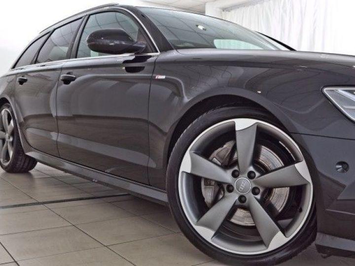 Audi A6 Avant 3.0 V6 BITDI 320CH S LINE QUATTRO TIPTRONIC NOIR Occasion - 4
