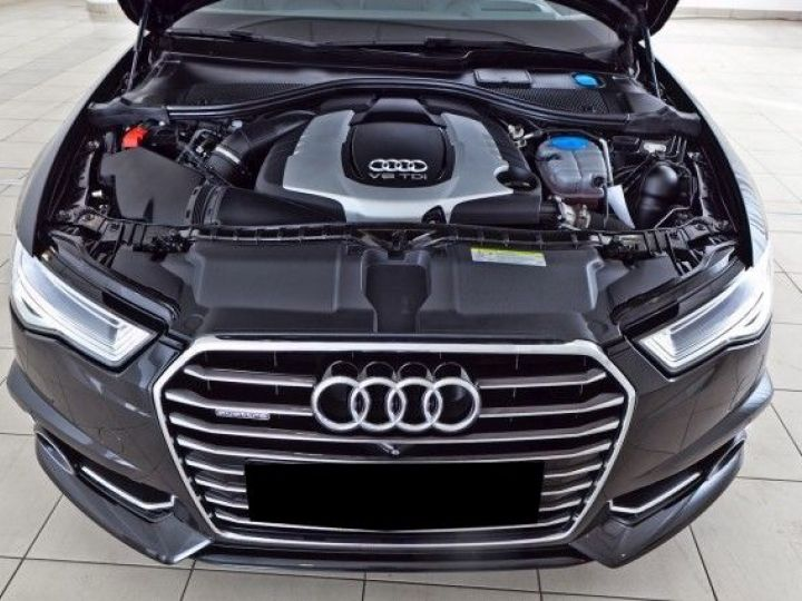 Audi A6 Avant 3.0 V6 BITDI 320CH S LINE QUATTRO TIPTRONIC NOIR Occasion - 9
