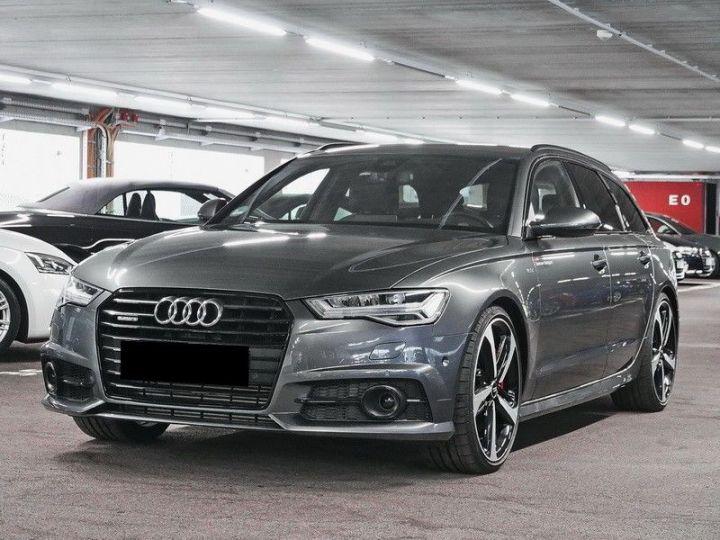 Audi A6 Avant 3.0 V6 BITDI 326CH COMPETITION QUATTRO TIPTRONIC GRIS Occasion - 1