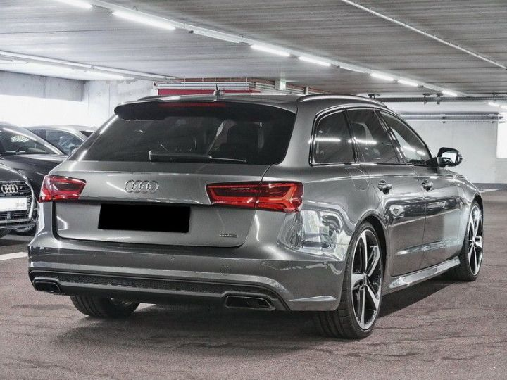 Audi A6 Avant 3.0 V6 BITDI 326CH COMPETITION QUATTRO TIPTRONIC GRIS Occasion - 5