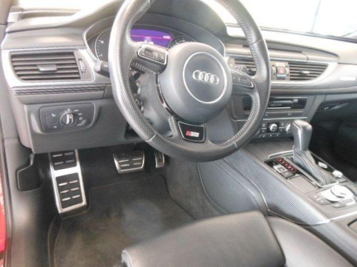 Audi A6 Avant 3.0 V6 BITDI 326CH COMPETITION QUATTRO TIPTRONIC ROUGE Occasion - 3