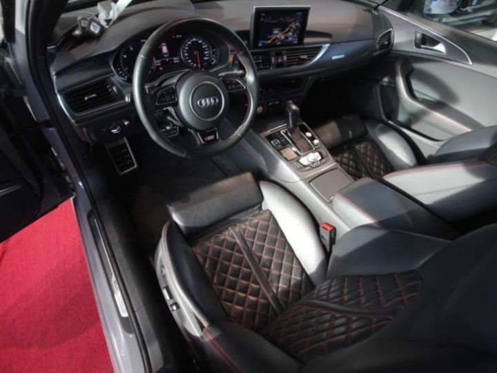Audi A6 Avant 3.0 V6 BITDI 326CH COMPETITION QUATTRO TIPTRONIC GRIS Occasion - 11