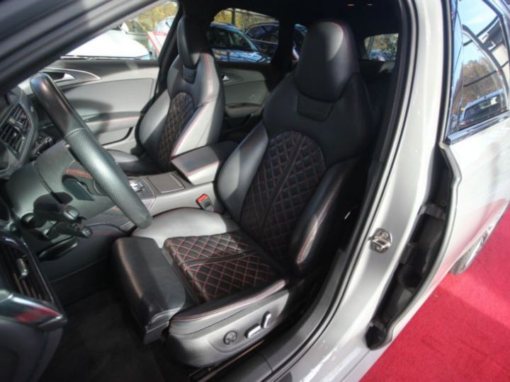 Audi A6 Avant 3.0 V6 BITDI 326CH COMPETITION QUATTRO TIPTRONIC GRIS Occasion - 12