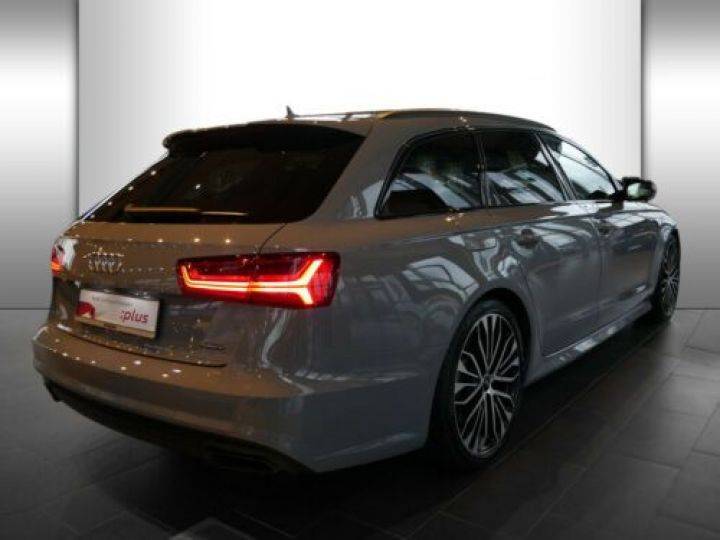 Audi A6 Avant 3.0 V6 BITDI 326CH COMPETITION QUATTRO TIPTRONIC GRIS Occasion - 3