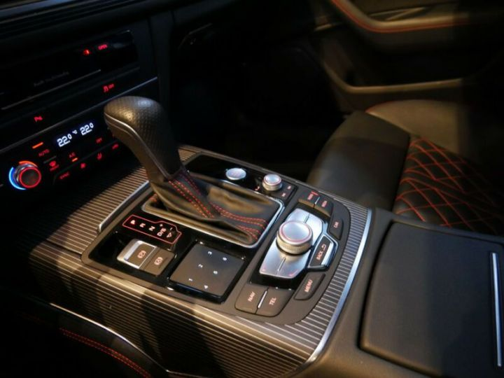 Audi A6 Avant 3.0 V6 BITDI 326CH COMPETITION QUATTRO TIPTRONIC GRIS Occasion - 9