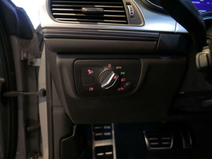 Audi A6 Avant 3.0 V6 BITDI 326CH COMPETITION QUATTRO TIPTRONIC GRIS Occasion - 13