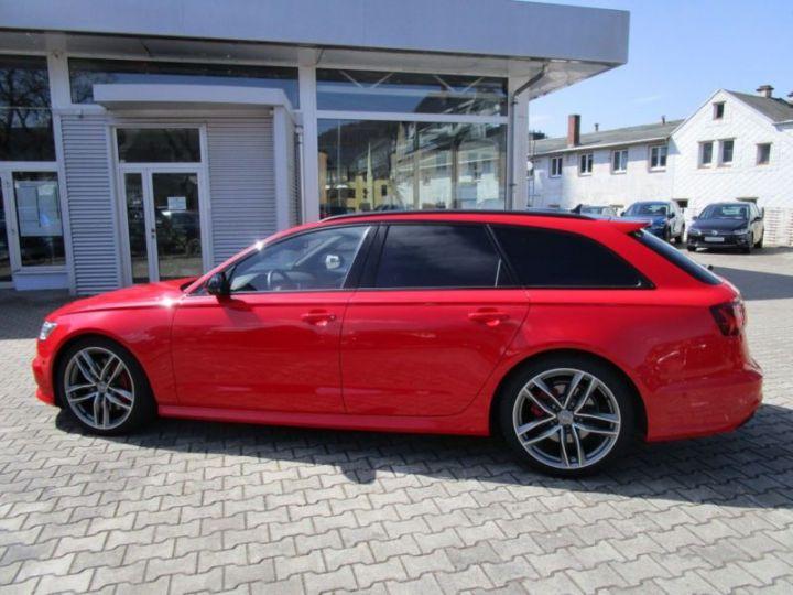 Audi A6 Avant 3.0 V6 BITDI 326CH COMPETITION QUATTRO TIPTRONIC ROUGE Occasion - 6