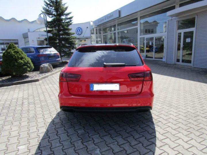 Audi A6 Avant 3.0 V6 BITDI 326CH COMPETITION QUATTRO TIPTRONIC ROUGE Occasion - 8