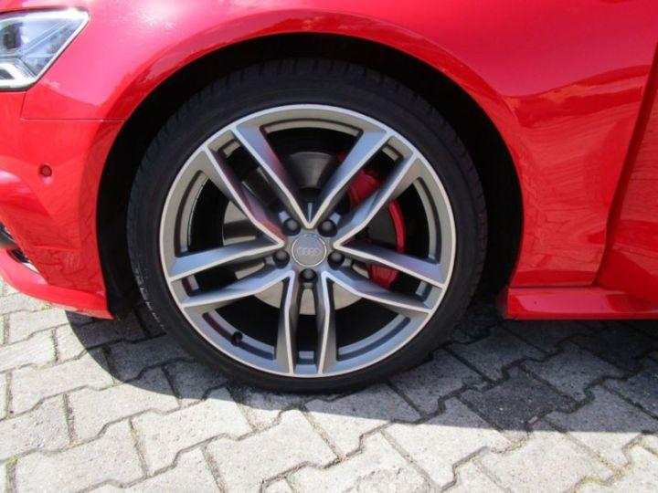 Audi A6 Avant 3.0 V6 BITDI 326CH COMPETITION QUATTRO TIPTRONIC ROUGE Occasion - 10