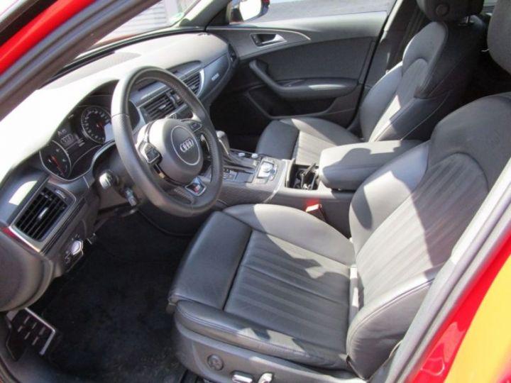 Audi A6 Avant 3.0 V6 BITDI 326CH COMPETITION QUATTRO TIPTRONIC ROUGE Occasion - 11