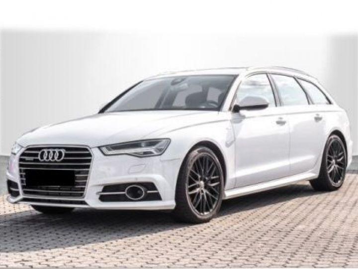 Audi A6 Avant 3.0 V6 TDI 272CH AMBIENTE QUATTRO S TRONIC 7 BLANC Occasion - 1