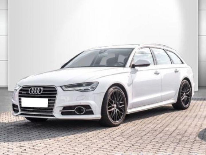 Audi A6 Avant 3.0 V6 TDI 272CH AMBIENTE QUATTRO S TRONIC 7 BLANC Occasion - 2