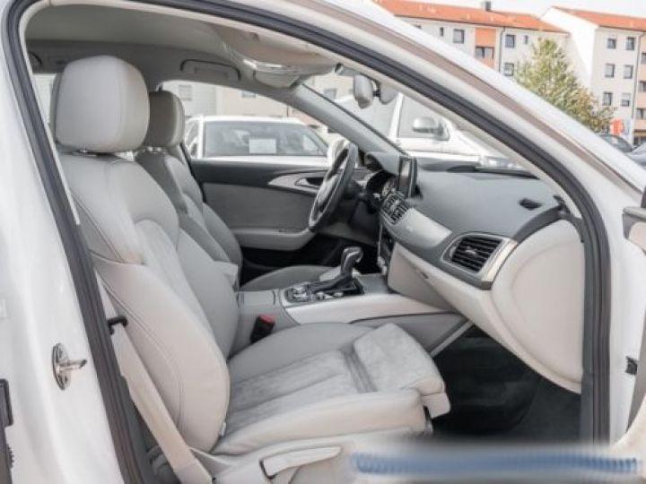 Audi A6 Avant 3.0 V6 TDI 272CH AMBIENTE QUATTRO S TRONIC 7 BLANC Occasion - 4