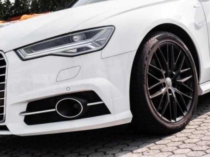 Audi A6 Avant 3.0 V6 TDI 272CH AMBIENTE QUATTRO S TRONIC 7 BLANC Occasion - 7