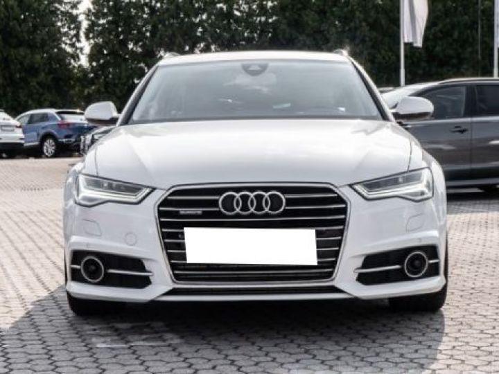 Audi A6 Avant 3.0 V6 TDI 272CH AMBIENTE QUATTRO S TRONIC 7 BLANC Occasion - 8