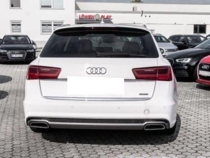 Audi A6 Avant 3.0 V6 TDI 272CH AMBIENTE QUATTRO S TRONIC 7 BLANC Occasion - 9