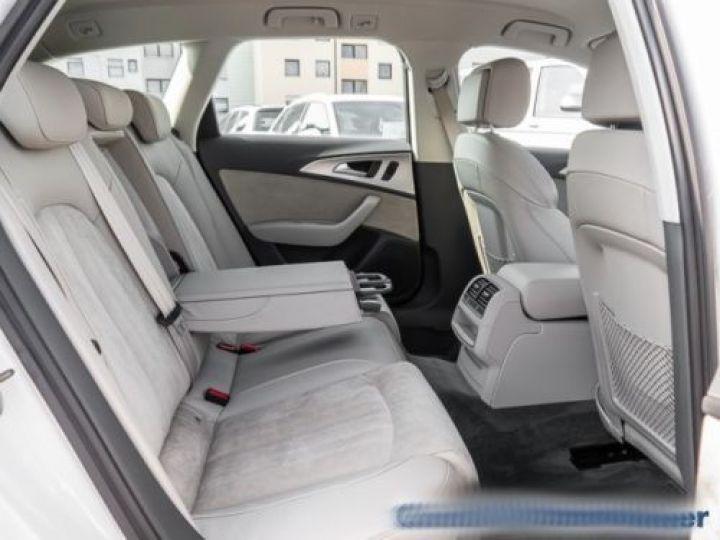 Audi A6 Avant 3.0 V6 TDI 272CH AMBIENTE QUATTRO S TRONIC 7 BLANC Occasion - 10