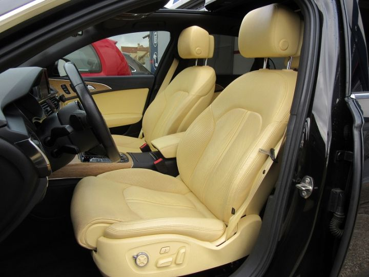 Audi A6 Avant 3.0 V6 TFSI 310CH AVUS QUATTRO S TRONIC 7 Noir Occasion - 4