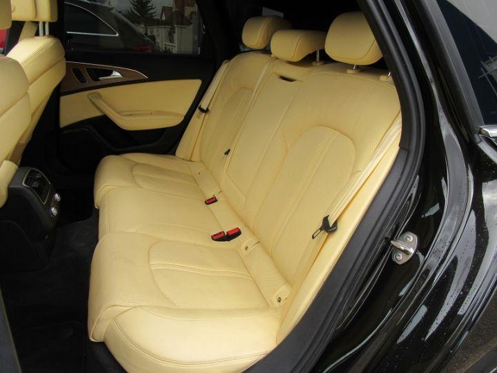 Audi A6 Avant 3.0 V6 TFSI 310CH AVUS QUATTRO S TRONIC 7 Noir Occasion - 7