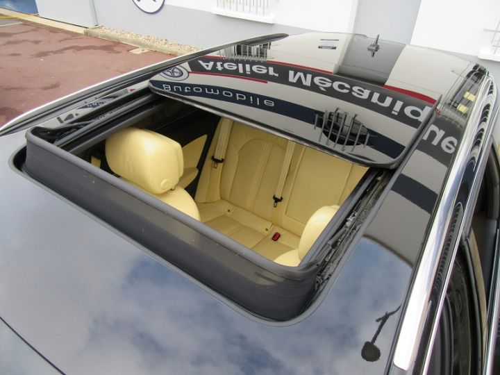 Audi A6 Avant 3.0 V6 TFSI 310CH AVUS QUATTRO S TRONIC 7 Noir Occasion - 10