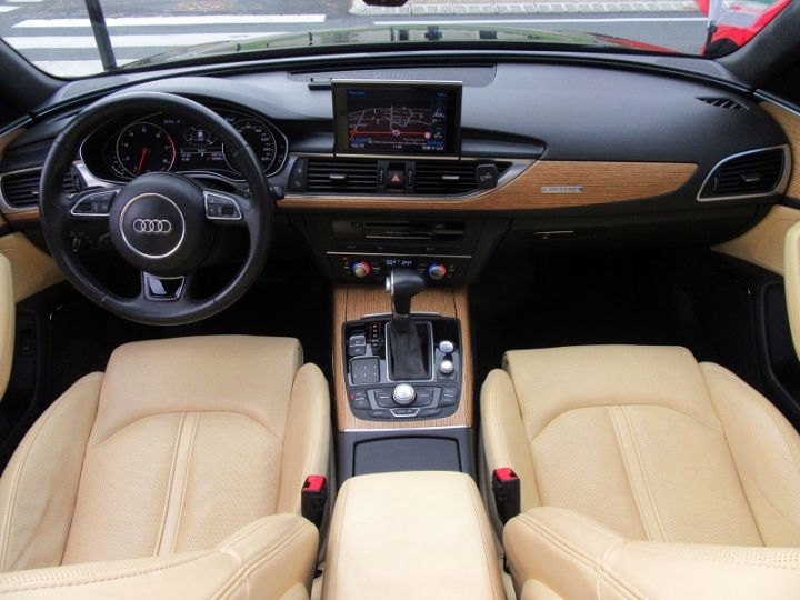 Audi A6 Avant 3.0 V6 TFSI 310CH AVUS QUATTRO S TRONIC 7 Noir Occasion - 12